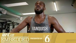 Download UFC 239 Embedded: Vlog Series - Episode 1 Video