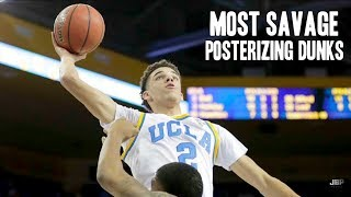 Download Most Savage Posterizing Dunks of the 2016-17 College Basketball Season ᴴᴰ Video