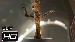 Download Guardians of the Galaxy - Clip - Baby Groot - HD Video