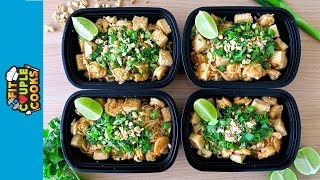 Download How to Meal Prep - Ep. 46 - PAD THAI (ONE POT MEAL) Video