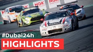 Download Dramatic DUBAI 24hr 2017 Highlights! Inside the NISMO Garage. Video
