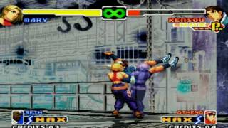 Download The king of fighters 2000 combos todos os personagens Video
