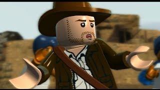 Download LEGO Indiana Jones 2 - All Cutscenes Video