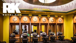 Download We Toured the Oregon Ducks' Sneaker-Filled Basketball Facility | The Royal Key Video