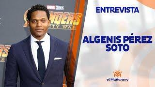Download Algenis Pérez Soto | Actor Captain Marvel Video
