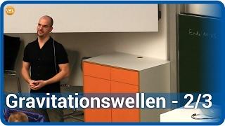Download Gravitationswellen (2/3) • Detektoren Geo600 und LIGO • Live im Hörsaal | Andreas Müller Video