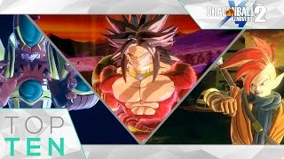 Download Top Ten - Greatest Mods Dragon Ball Xenoverse 2 Mods of November 2016! (Top 10) Video