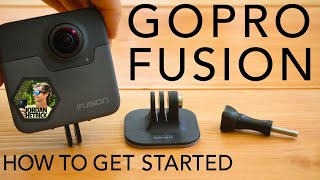 Download GoPro Fusion 360 Tutorial: How To Get Started Video