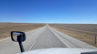 Download Bigrigtravels Live! - Limon, Colorado to Colby, Kansas - Interstate 70 - February 20, 2017 Video