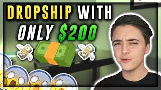 Download HOW-TO START WITH ONLY $200 | Shopify Dropshipping Video
