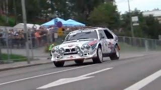 Download Lancia Delta S4 Harju EK Harri Toivonen Video