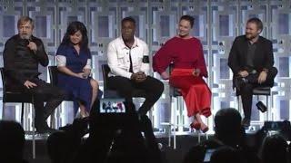 Download Star Wars The Last Jedi Panel FULL - Star Wars Celebration 2017 Orlando Video