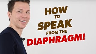 Download Simplest Way To Make Your Voice More Attractive & Powerful | How To Speak From The Diaphragm Video