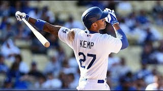 Download Matt Kemp Pull Back in Baseball Swing Video