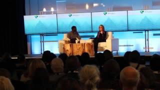 Download U.S. won't elect Trump, Gloria Steinem says at Broadbent Progress Summit Video