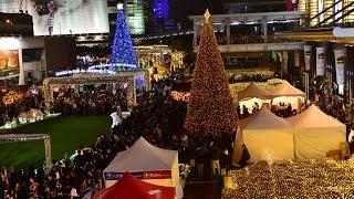 Download 帶你去旅行4K素材系列:台北Taipei 101 法國 Strasbourg史特拉斯堡 耶誕市集 Dec 2016 Niko Studio Video