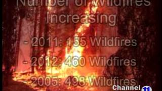 Download More Wildfires In Michigan Video