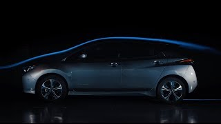 Download The New Nissan LEAF, combining greater range and advanced technologies Video