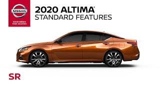Download 2020 Nissan Altima SR Walkaround & Review Video
