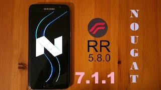 Download Galaxy S7/edge Resurrection Remix 5.8.0 Android 7.1.1 Video