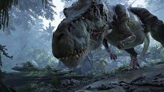 Download Crytek's Back to Dinosaur Island VR Demo (Direct Feed) Video