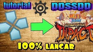 Download Cara Setting PPSSPP Untuk Bermain Game Naruti Ultimate Ninja Impact (100% Lancar) Video