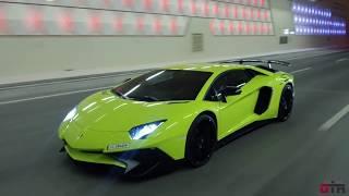 Download Lamborghini Aventador SV gets CAPRISTO EXHAUST Video