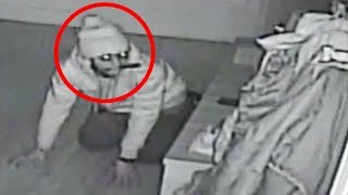 Download 13 Scariest Things Caught on Security Cameras Video