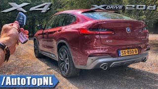 Download 2019 BMW X4 M SPORT X REVIEW POV Test Drive by AutoTopNL Video