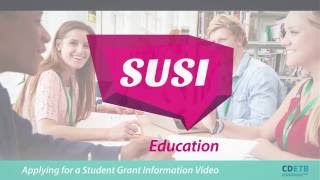 Download SUSI Student Grants. Previous education Video