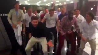 Download Steven Gerrard Leads Liverpool Players In EPIC Yaya / Kolo Toure Chant In Dubai Video