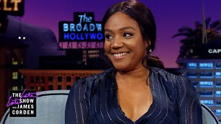Download Tiffany Haddish Brought Chicken to the Met Gala Video
