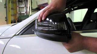 Download Mercedes Benz Mirror Cover Removal Video