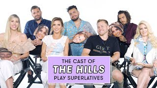Download Spencer Pratt, Heidi Montag, and the Hills' OG Cast Reveal Who's Most Likely to Start Drama Video