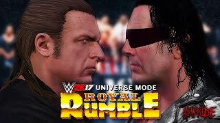 Download WWE 2K17 Universe Mode - Ep 1 - ROYAL RUMBLE!! (Part 1) Video