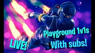 Download SUNDAY MORNING PLAYGROUND 1v1's VS VIEWERS! (3200+WINS,63,000+KILLS) Video