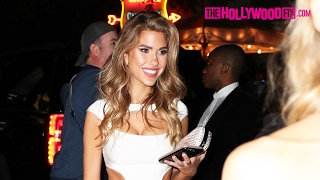 Download Kara Del Toro Looks Stunning At The GQ Magazine Grammy Party At The Chateau Marmont 2.12.17 Video