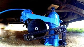 Download #9 How to Make Electric 12V Hydraulic Car Jack Video