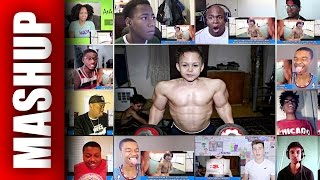 Download The Strongest Kids In The World Reactions Mashup Video