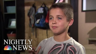 Download 8-Yr-Old Basketbal Star Says Being Deaf Has No Limits | NBC Nightly News Video