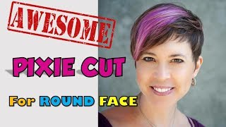 Download 30 Stunning Pixie Cut for Round Face Video