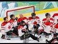Download Canada v Russia - International Ice Sledge Hockey Tournament ″4 Nations″ Sochi Video