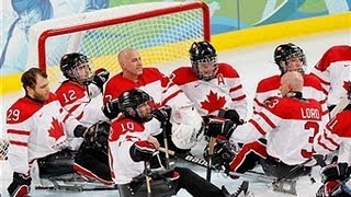 Download Canada v Russia - International Ice Sledge Hockey Tournament ″4 Nations″ Sochi Video