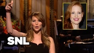 Download Monologue: Jennifer Lawrence on Her Fellow Oscar Nominees - SNL Video