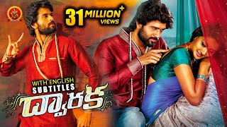 Download Dwaraka Full Movie - 2018 Telugu Full Movies - Vijay Devarakonda, Pooja Jhaveri Video