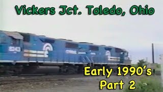 Download Jon B. Rails Video - Part 2 - Vickers Jct. Compilation early 1990's RE-MASTERED Video
