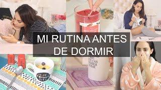 Download MI RUTINA ANTES DE DORMIR #UNREADY   What The Chic Video