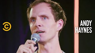 Download What Being Single at 37 Feels Like - Andy Haynes - Stand-Up Featuring Video