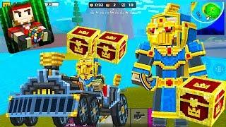 Pixel Gun 3D - COSMUS SUPERHERO in The Battle Royale (Fan Video