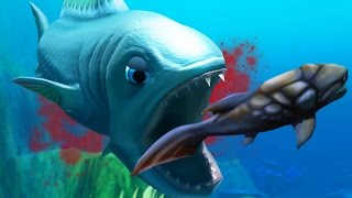 Download THIS FISH HAS EXTRA SHARP TEETH - Feed and Grow Fish - Part 27 | Pungence Video